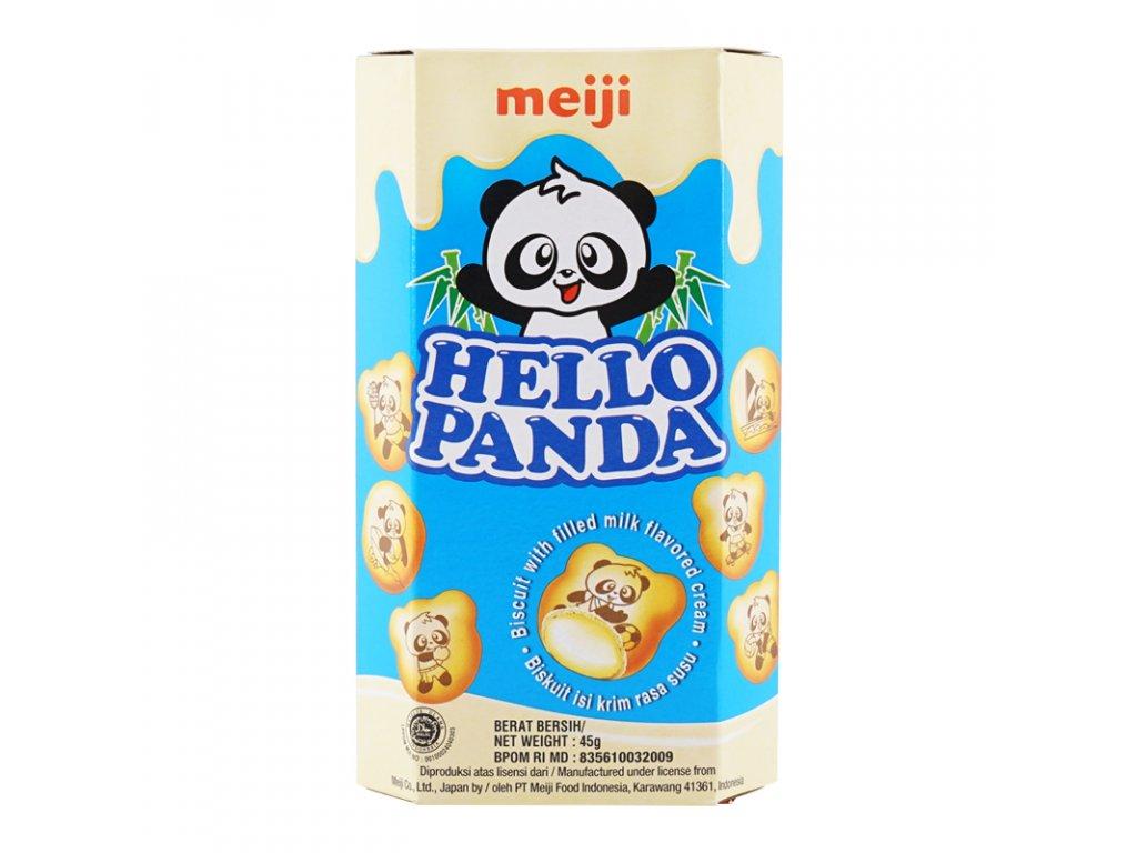 Meiji Hello Panda Vanilla Cookies 45g