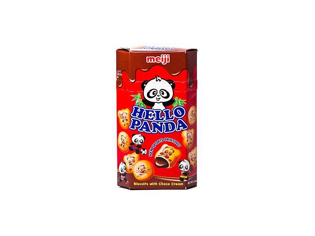 Meiji Hello Panda Chocolate 45g