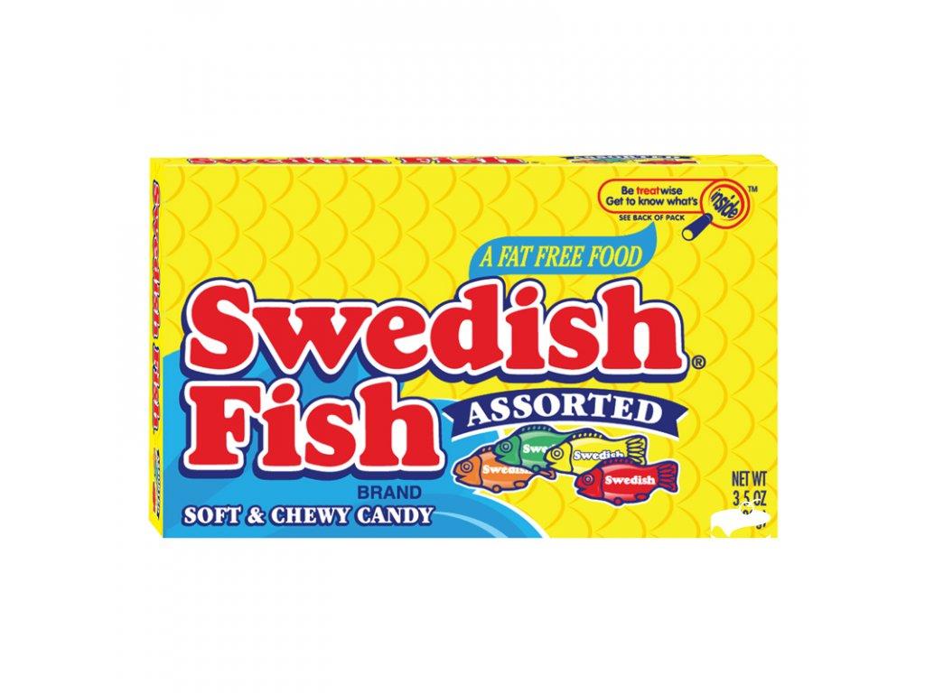 Swedish Fish Box 99g