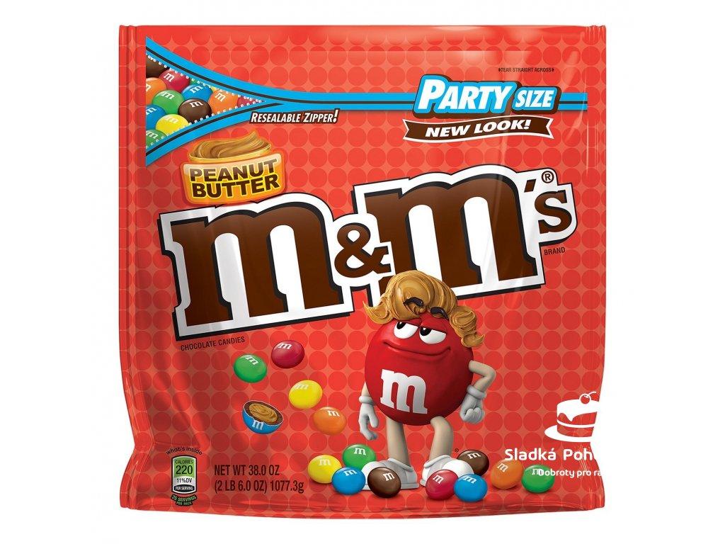 M&M's - Peanut Butter HUGE 963.9g