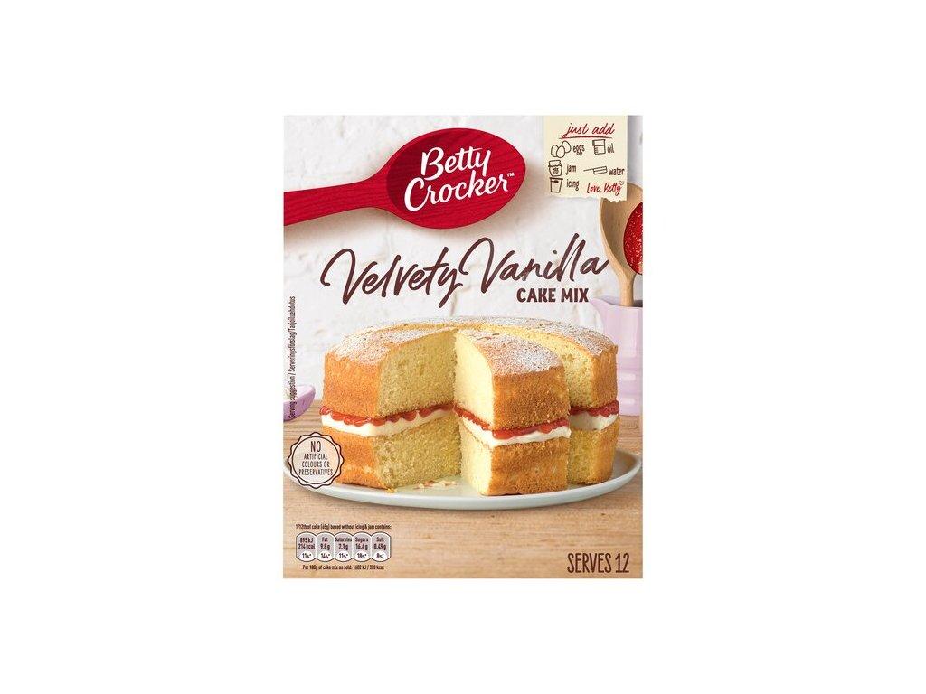 Betty Crocker Vanilla Cake Mix 425g