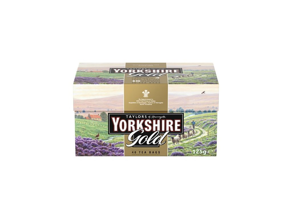 Yorkshire Gold Tea Bags 250g