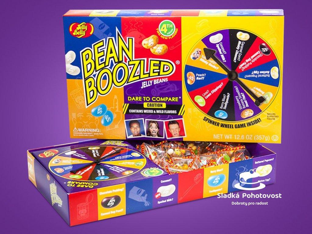 Jelly Belly Jelly Beans Bean Boozled MEGA RULETA 357g
