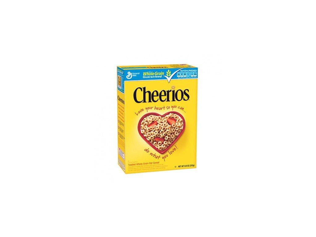 Cheerios Original 252g