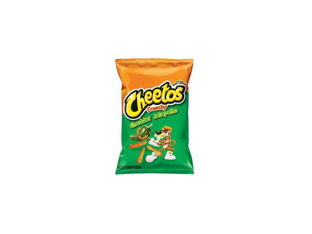 Cheetos Crunchy Jalapeno 226g