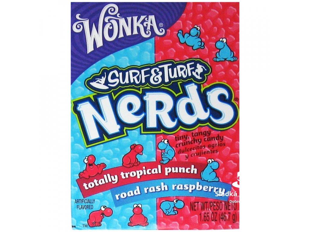 Nerds Raspberry a Tropical Punch 46,7g