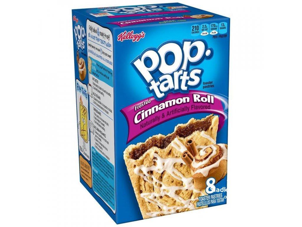 Kellogg's Pop Tarts Frosted Cinnamon Roll 384g