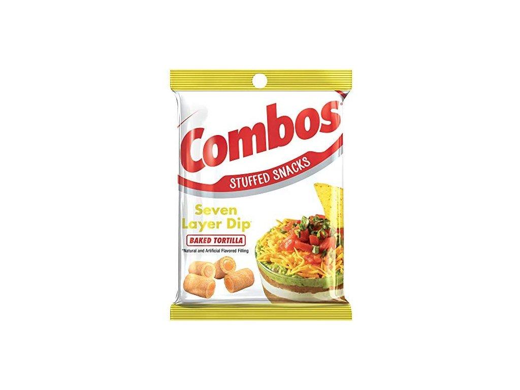 Combos 7 Layer Dip Tortilla 178g