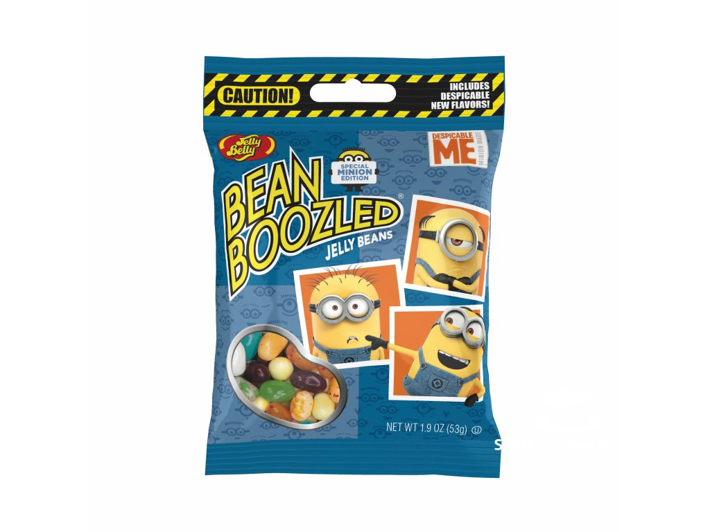 Jelly Belly Beanboozled Minions 54g