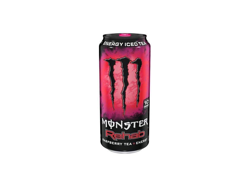 Monster Rehab Raspberry Tea 458ml