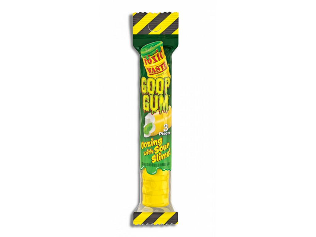 Toxic Waste Goop Gum Sour Candy 43,5