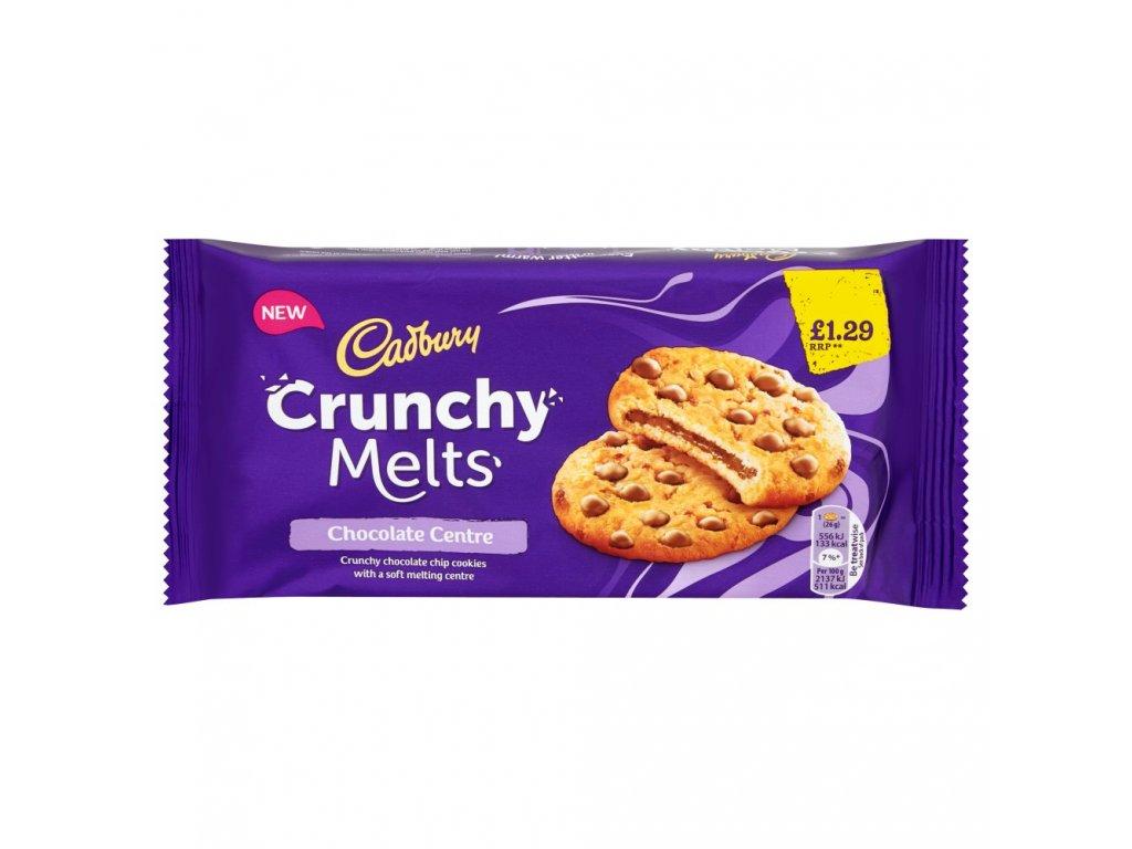 Cadbury Crunchie Melts 156g