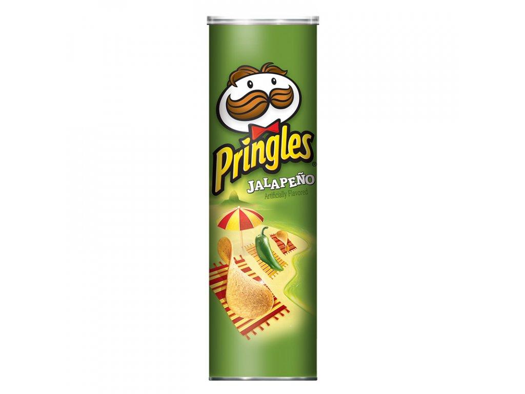 Pringles Jalapeno Pringles 158g