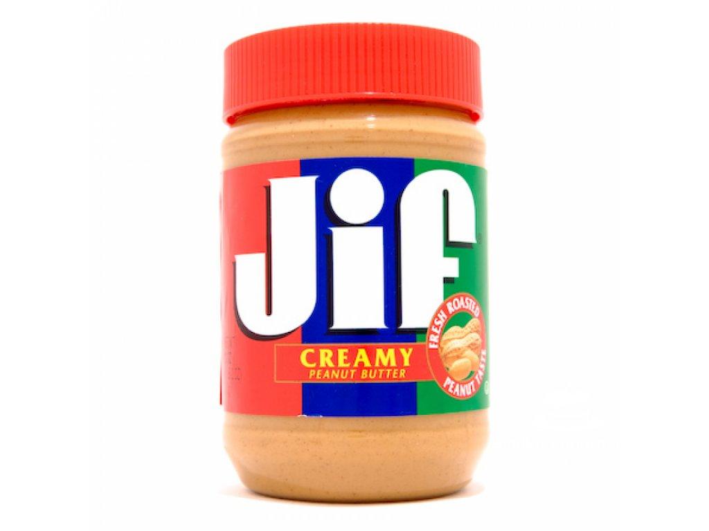 Jif Creamy Peanut Butter Spread 464g