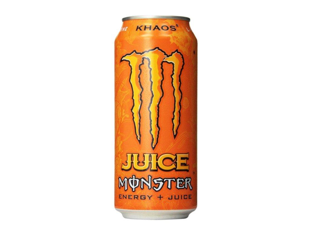 Monster Khaos Energy + Juice Drink 473ml