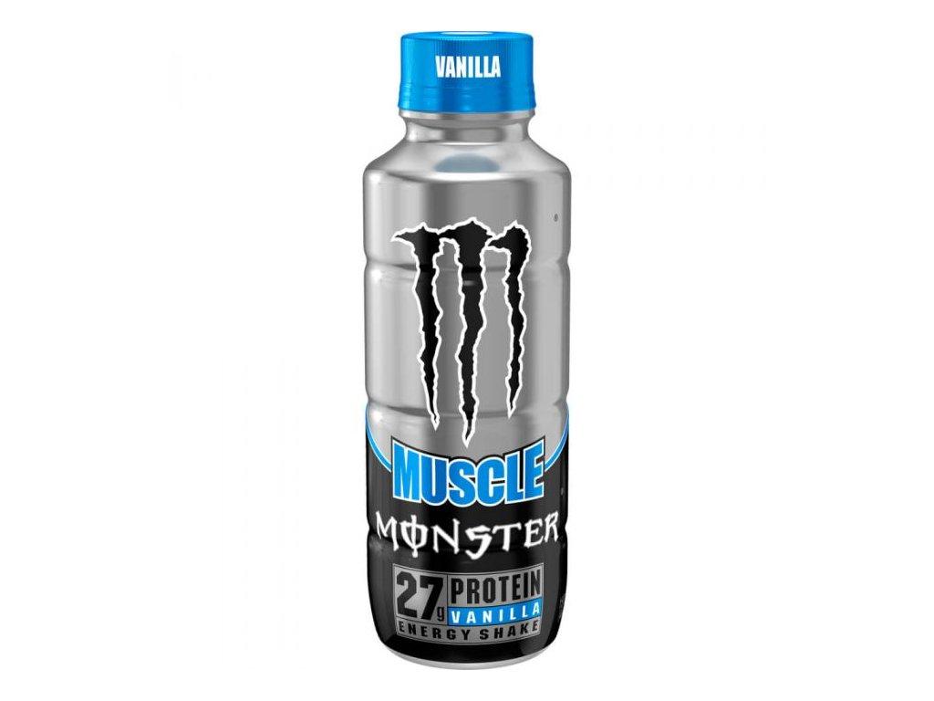 Monster Muscle Vanilla 426ml