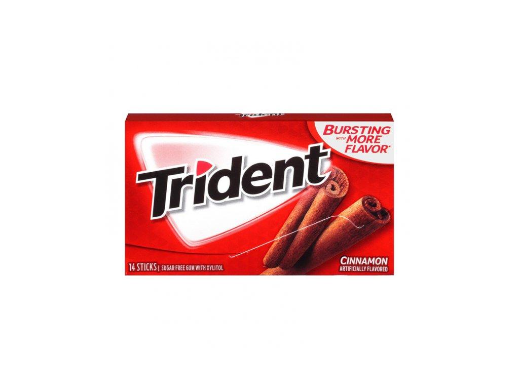 Trident Gum Cinnamon 27g