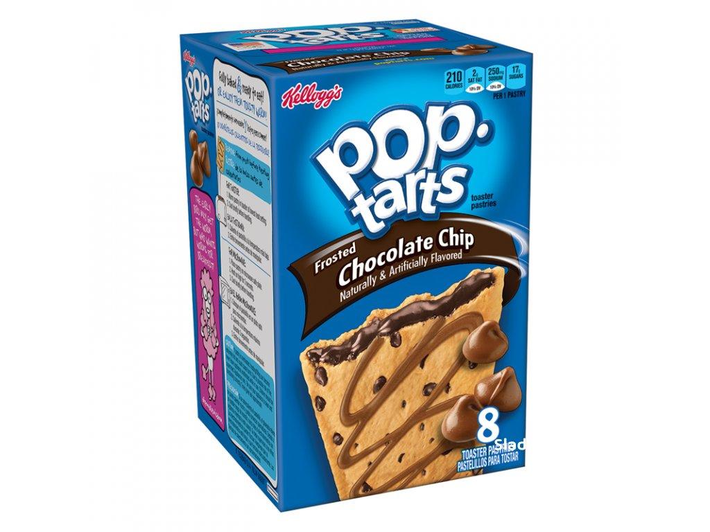 Kellogg's Pop Tarts Chocolate Chip 384g