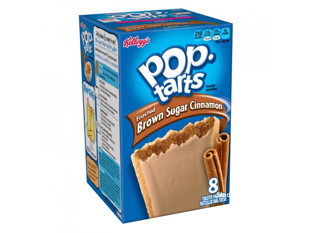 Kellogg's Pop Tarts Brown Sugar Cinnamon 384g