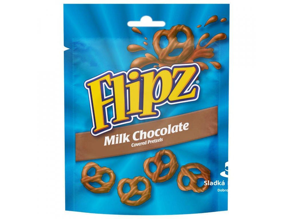 Flipz Milk Chocolate 90g