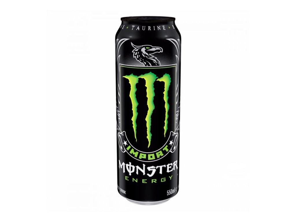 Monster Energy Import 550ml