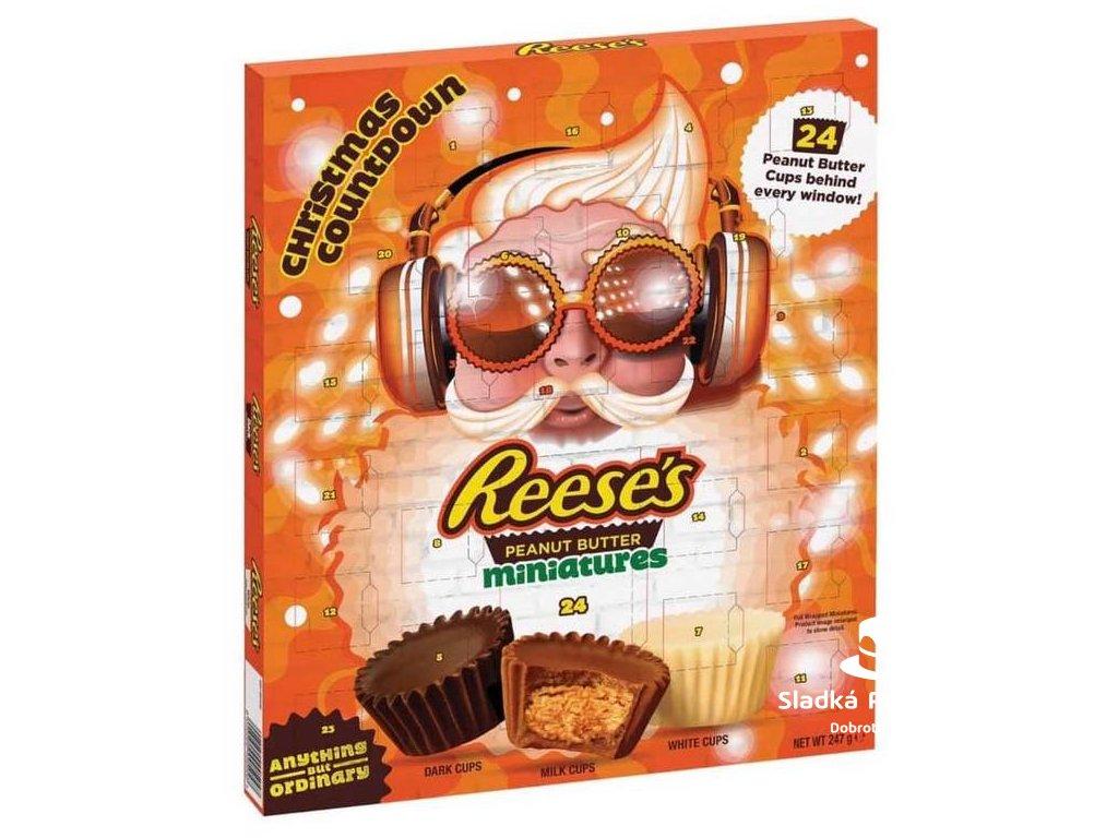 Reese's Peanut Butter Advent Calendar 247g
