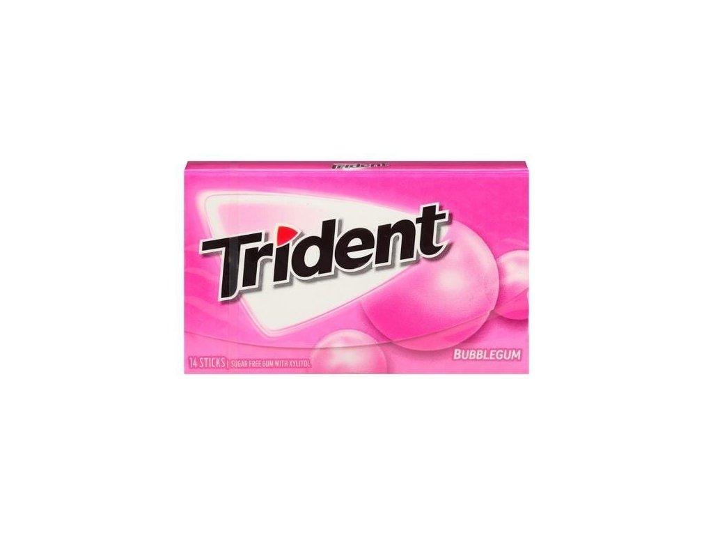 Trident Bubblegum 27g