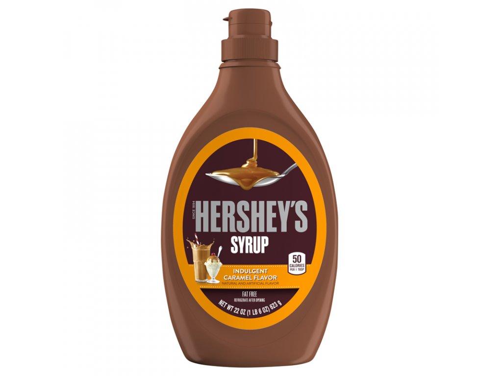Hershey's Caramel Syrup 623g  Hersheys