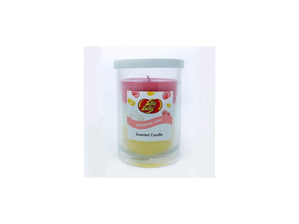 JELLY BELLY CANDLE 3 LAYER WEDDING CAKE 311g