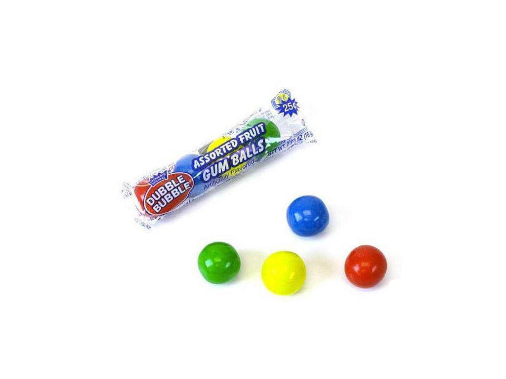 Dubble Bubble Gum Balls 18g