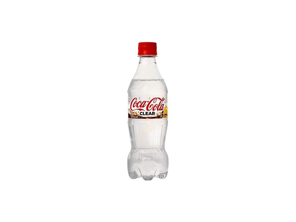 Coca Cola Clear 500ml