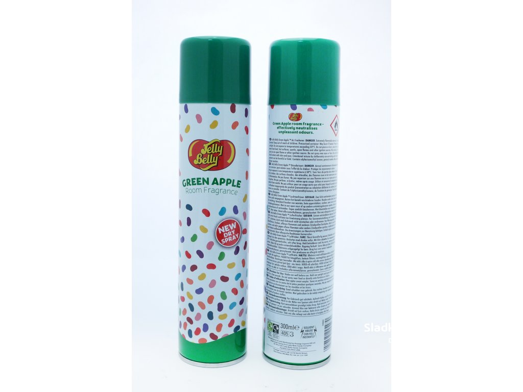 Jelly Belly Air Freshener Apple 300ml