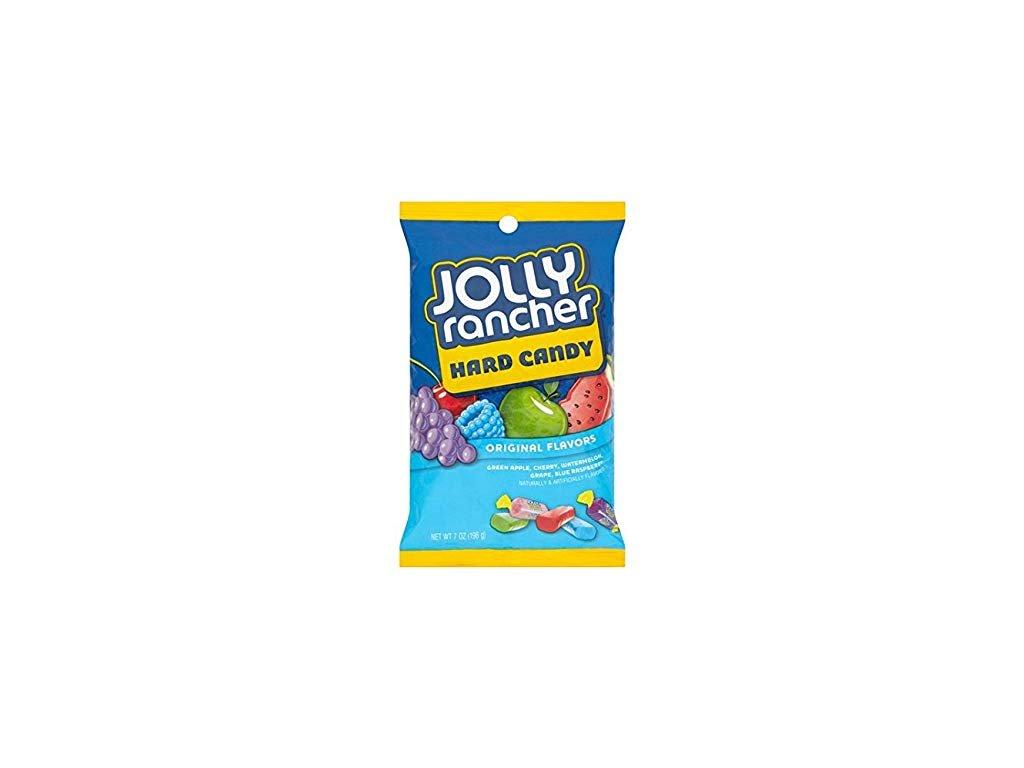 Jolly Rancher Hard Candy Original Flavors 184g