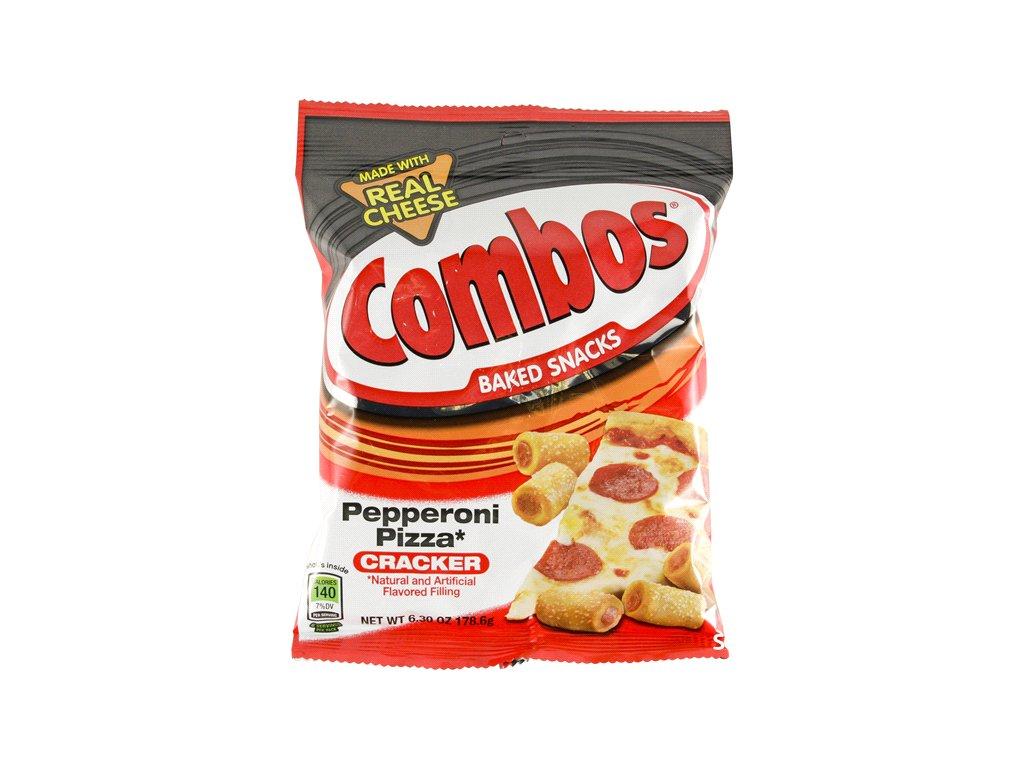 Combos Pepperoni 178g