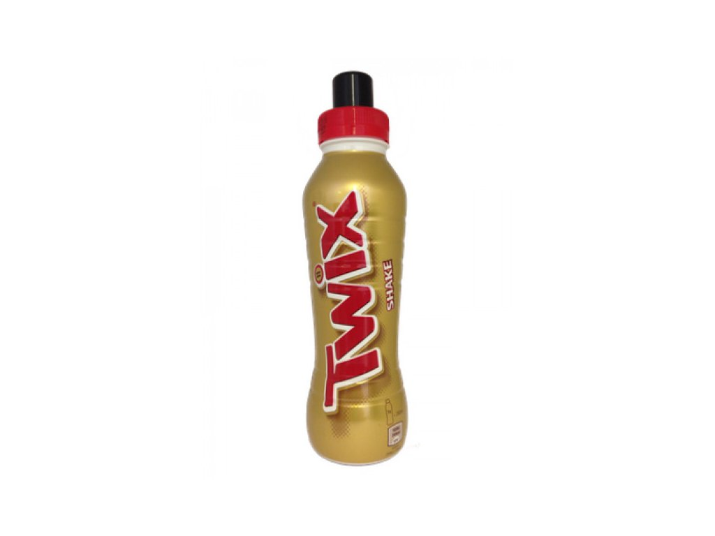 Twix chocolate flavour milk drink with biscuits 350ml