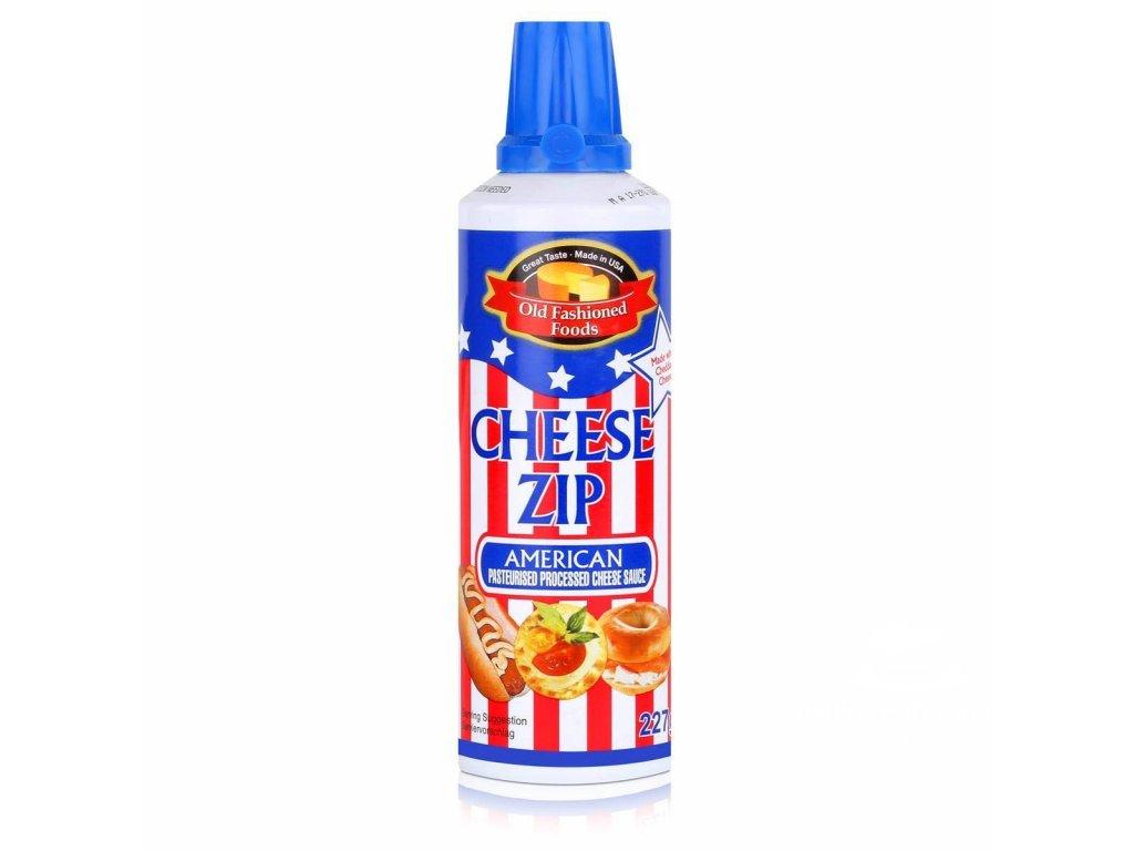 Cheese Zip USA 227g