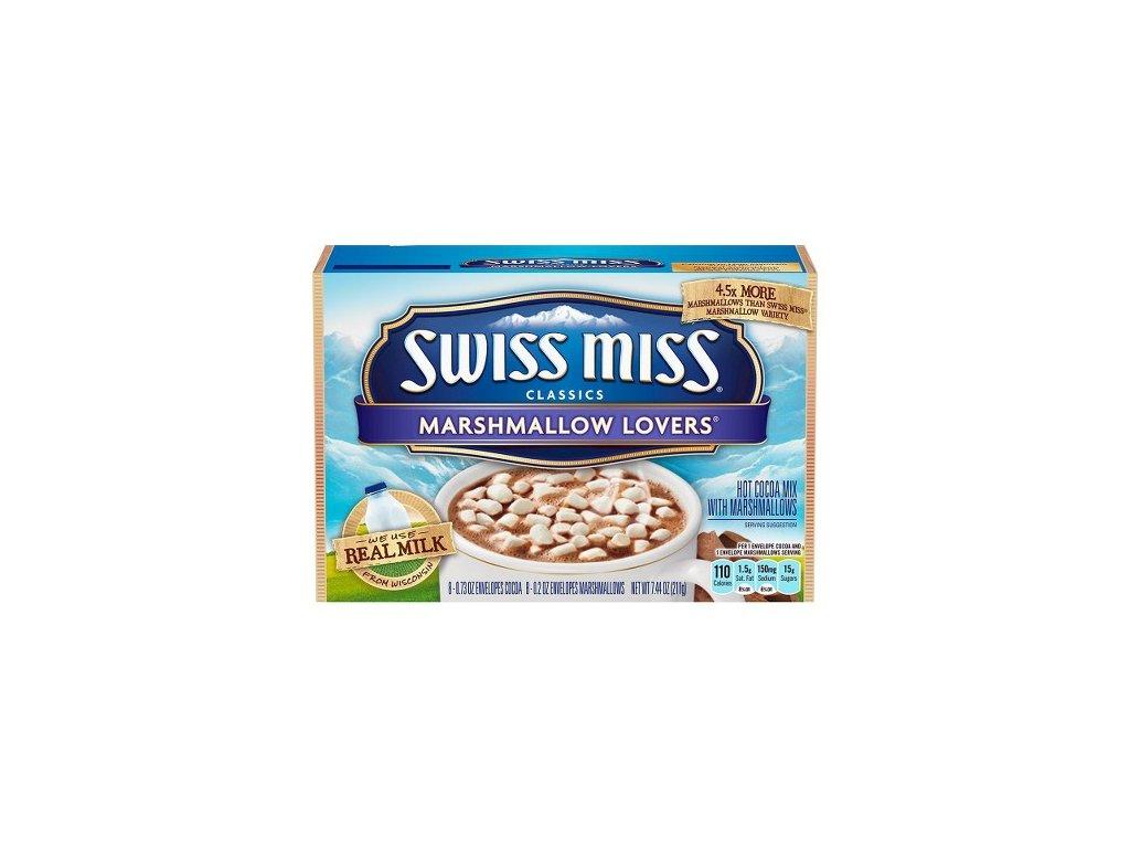 Swiss Miss Marshmallow Lovers 124g