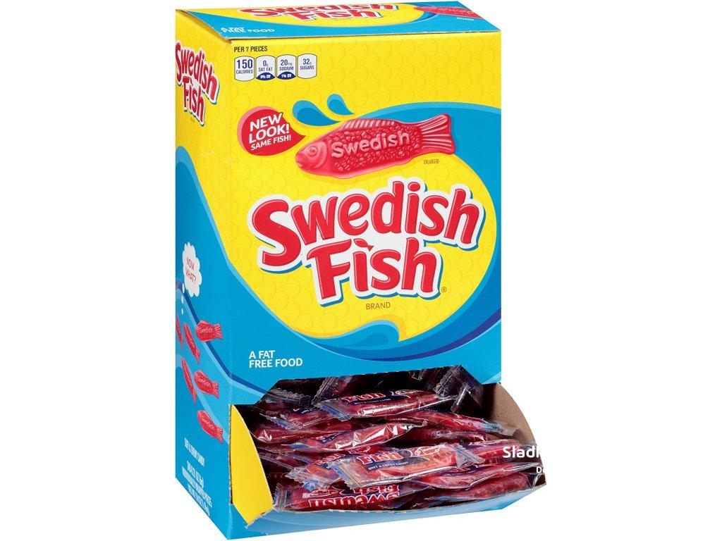 Swedish fish, ( Jeden Kus )