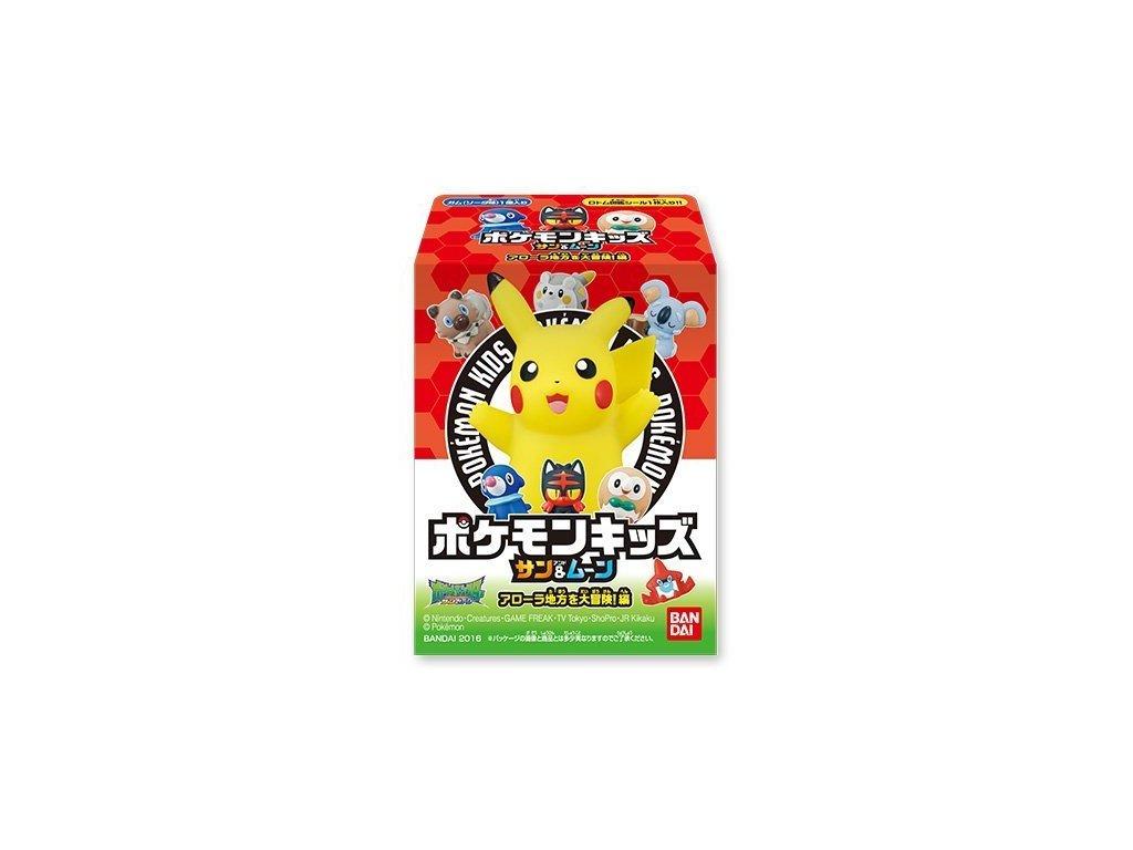 Pokemon gum + figure