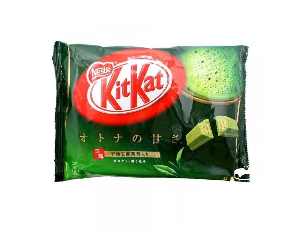 Nestle KitKat Matcha Green Tea 139g