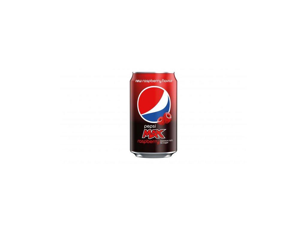 Pepsi Max Raspberry Drink 330ml
