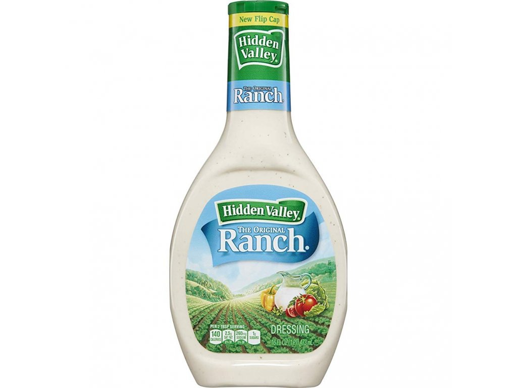 Hidden Valley Ranch Dressing 454ml