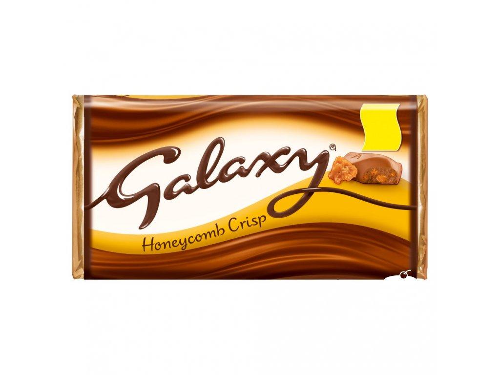 Galaxy Honeycomb Chocolate 114g