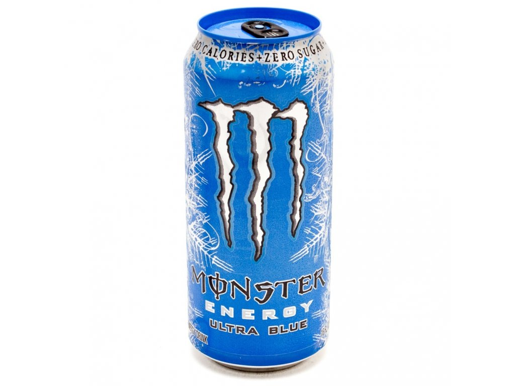 Monster Ultra Blue UK 500ml