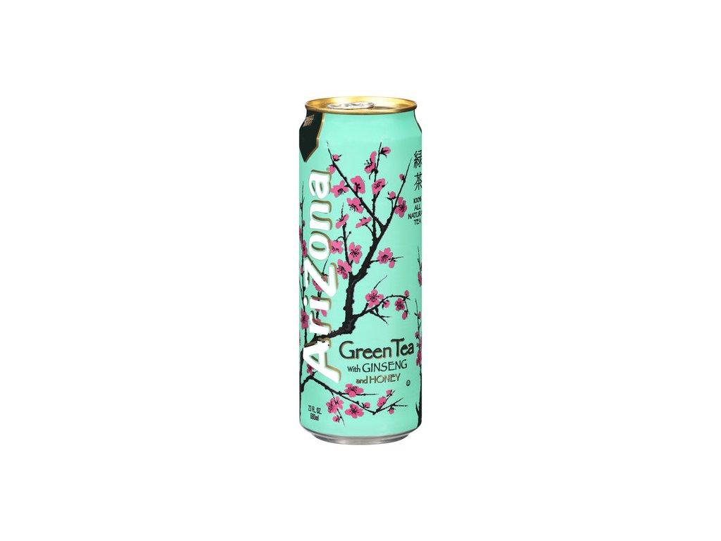 Arizona Green Tea with Ginseng and Honey 680ml  Arizona