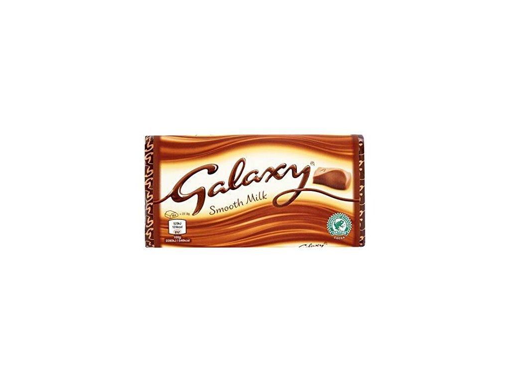 Galaxy Milk Chocolate 200g