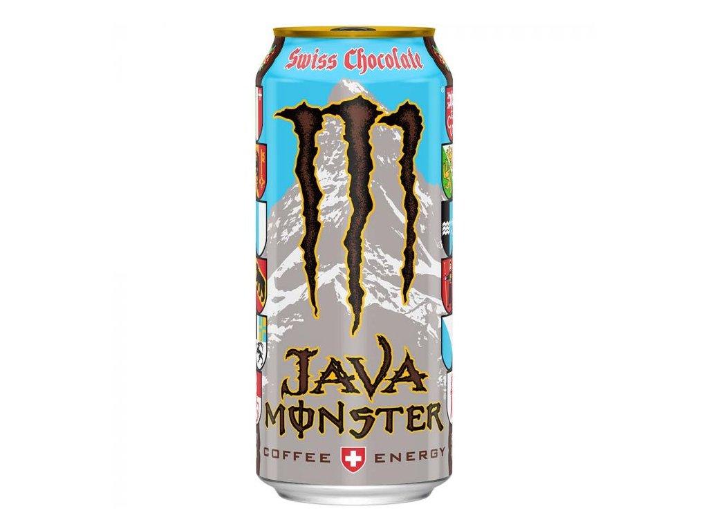 Monster Swiss Chocolate 443ml
