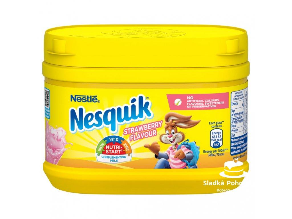 Nesquik Strawberry Milshake Mix 300g