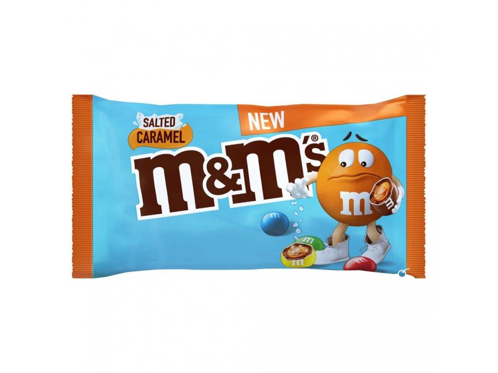 M&M's Salted Caramel Bag 36g