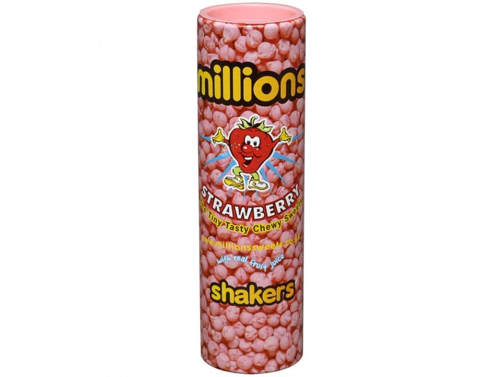 Millions Bubblegum Strawberry 90g